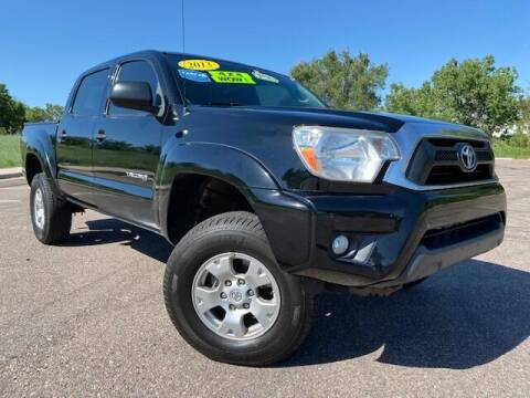 2013 Toyota Tacoma for sale at UNITED Automotive in Denver CO