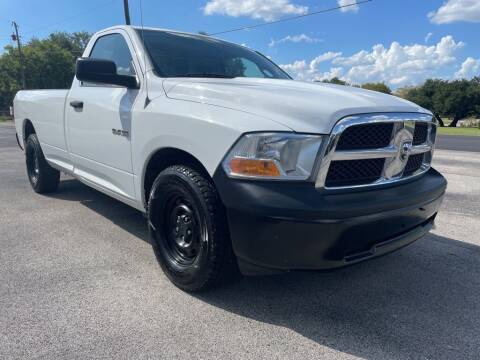 2010 Dodge Ram Pickup 1500 for sale at Thornhill Motor Company in Lake Worth TX
