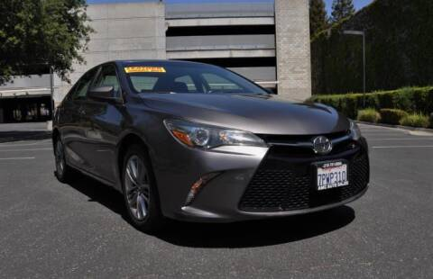 2015 Toyota Camry for sale at AMC Auto Sales Inc in San Jose CA