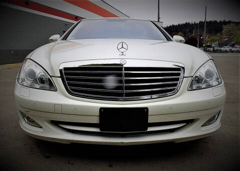 2007 Mercedes-Benz S-Class for sale at A1 Group Inc in Portland OR