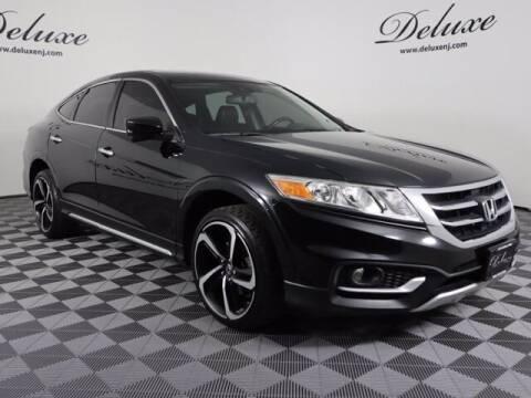 2015 Honda Crosstour for sale at DeluxeNJ.com in Linden NJ