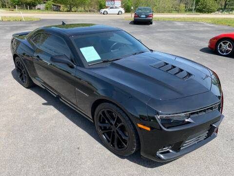 2015 Chevrolet Camaro for sale at Hillside Motors in Jamestown KY