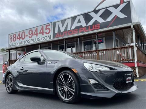 2013 Scion FR-S for sale at Maxx Autos Plus in Puyallup WA