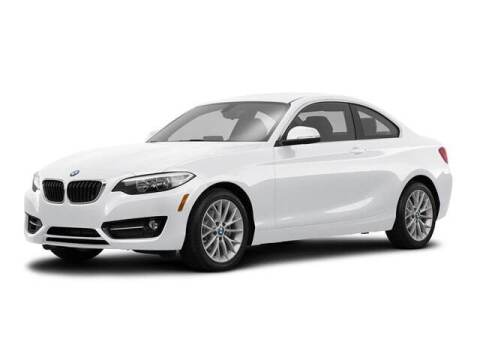 2016 BMW 2 Series for sale at European Masters in Great Neck NY