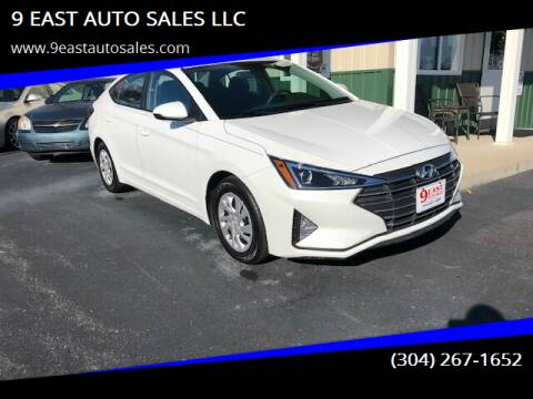 2019 Hyundai Elantra for sale at 9 EAST AUTO SALES LLC in Martinsburg WV