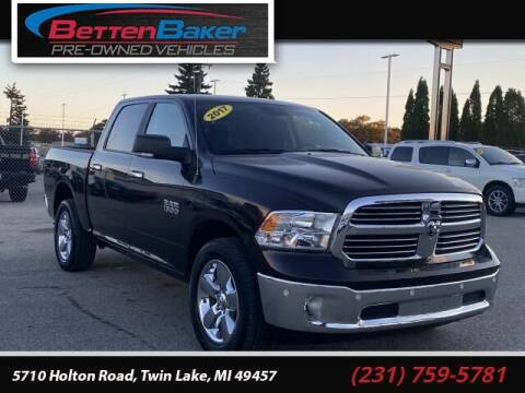 2017 RAM Ram Pickup 1500 for sale at Betten Baker Preowned Center in Twin Lake MI
