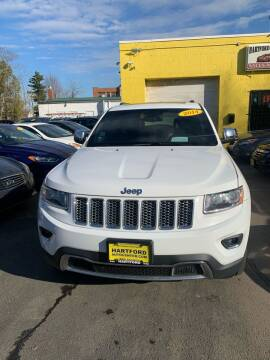 2014 Jeep Grand Cherokee for sale at Hartford Auto Center in Hartford CT