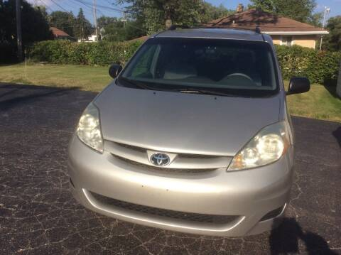 2006 Toyota Sienna for sale at Luxury Cars Xchange in Lockport IL