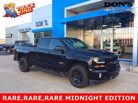 2017 Chevrolet Silverado 1500 for sale at DON'S CHEVY, BUICK-GMC & CADILLAC in Wauseon OH