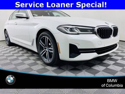 2021 BMW 5 Series for sale at Preowned of Columbia in Columbia MO
