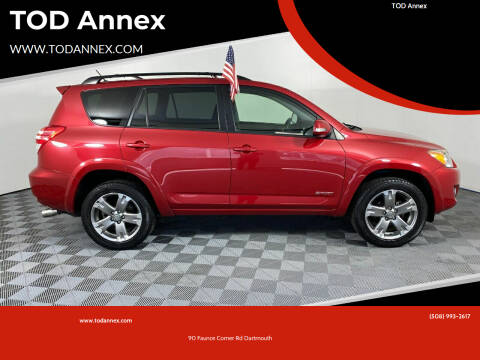 2011 Toyota RAV4 for sale at TOD Annex in North Dartmouth MA