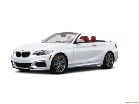 2015 BMW 2 Series for sale at PATRIOT CHRYSLER DODGE JEEP RAM in Oakland MD