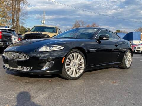 2012 Jaguar XK for sale at iDeal Auto in Raleigh NC