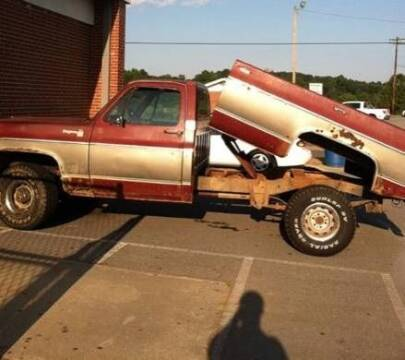 1978 Chevrolet C/K 10 Series for sale at Haggle Me Classics in Hobart IN