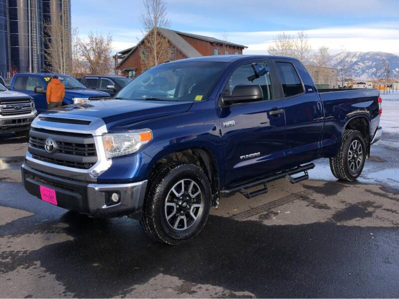 2015 Toyota Tundra for sale at Snyder Motors Inc in Bozeman MT