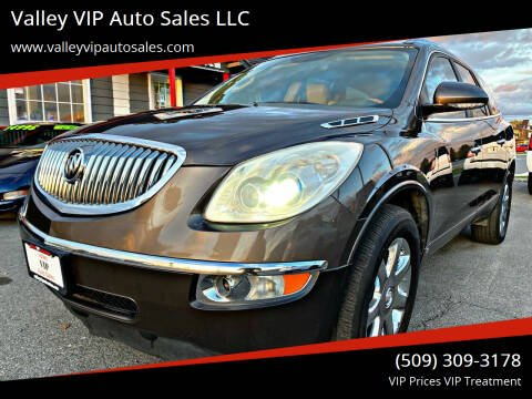 2008 Buick Enclave for sale at Valley VIP Auto Sales LLC in Spokane Valley WA