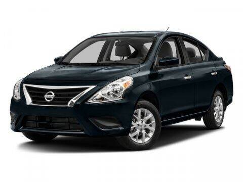 2017 Nissan Versa for sale at J T Auto Group in Sanford NC