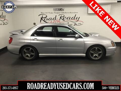 2005 Subaru Impreza for sale at Road Ready Used Cars in Ansonia CT