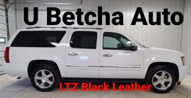 2013 Chevrolet Suburban for sale at Ubetcha Auto in Saint Paul NE