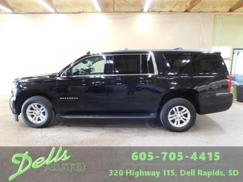 2017 Chevrolet Suburban for sale at Dells Auto in Dell Rapids SD