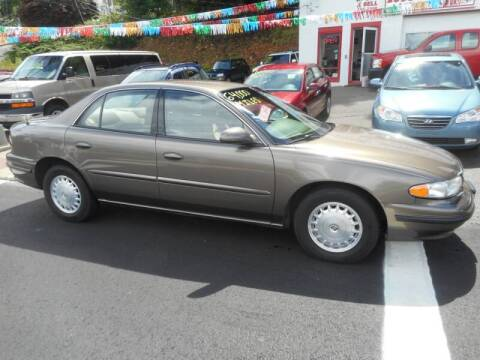 2004 Buick Century for sale at Ricciardi Auto Sales in Waterbury CT