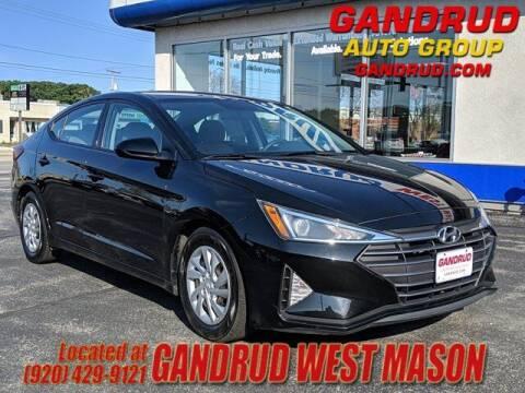 2019 Hyundai Elantra for sale at GANDRUD CHEVROLET in Green Bay WI