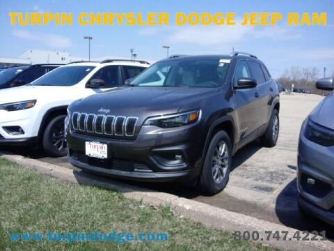 2021 Jeep Cherokee for sale at Turpin Dodge Chrysler Jeep Ram in Dubuque IA