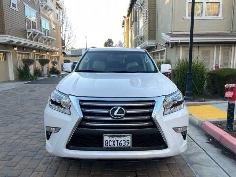 2018 Lexus GX 460 for sale at Hi5 Auto in Fremont CA