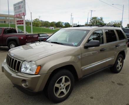 2005 Jeep Grand Cherokee for sale at AutoLink LLC in Dayton OH
