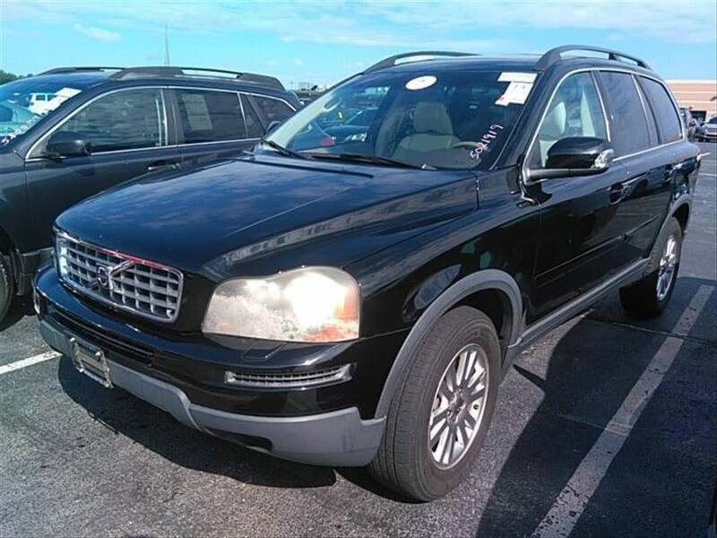 2008 Volvo XC90 for sale at CARMANIA LLC in Chesapeake VA