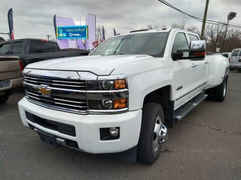 2016 Chevrolet Silverado 3500HD for sale at P J McCafferty Inc in Langhorne PA