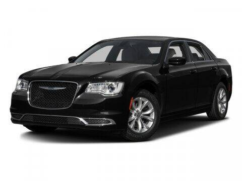 2016 Chrysler 300 for sale at BILLY D SELLS CARS! in Temecula CA