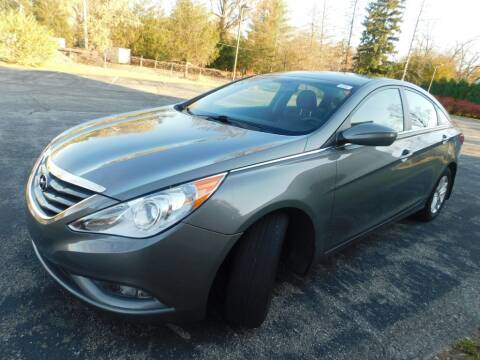 2013 Hyundai Sonata for sale at Safeway Auto Sales in Indianapolis IN
