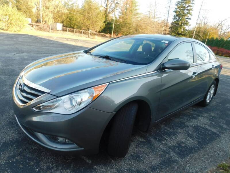 2013 Hyundai Sonata for sale at Safeway Auto Sales in Indianapolis IN