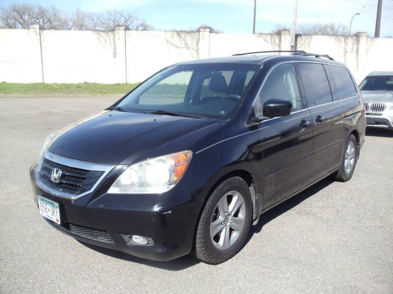 2009 Honda Odyssey for sale at Metro Motor Sales in Minneapolis MN