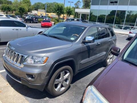 2012 Jeep Grand Cherokee for sale at Southern Auto Solutions-Jim Ellis Hyundai in Marietta GA