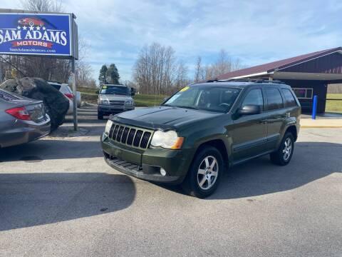 2008 Jeep Grand Cherokee for sale at Sam Adams Motors in Cedar Springs MI