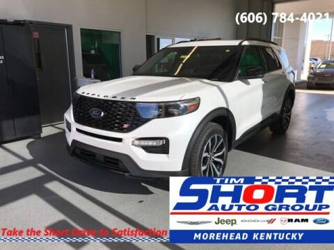 2021 Ford Explorer for sale at Tim Short Chrysler in Morehead KY