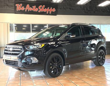 2019 Ford Escape for sale at The Auto Shoppe in Springfield MO