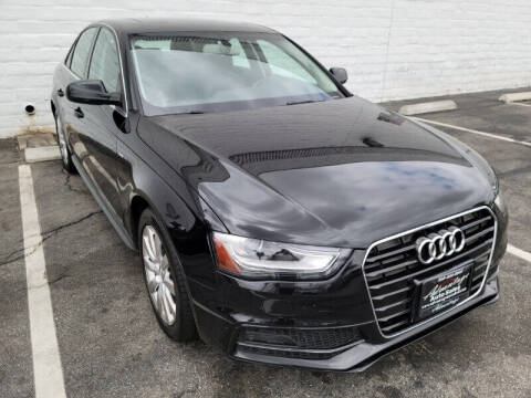 2015 Audi A4 for sale at ADVANTAGE AUTO SALES INC in Bell CA