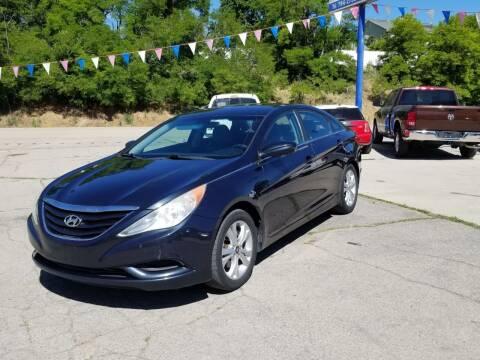 2011 Hyundai Sonata for sale at FRESH TREAD AUTO LLC in Springville UT