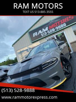 2018 Dodge Charger for sale at RAM MOTORS in Cincinnati OH