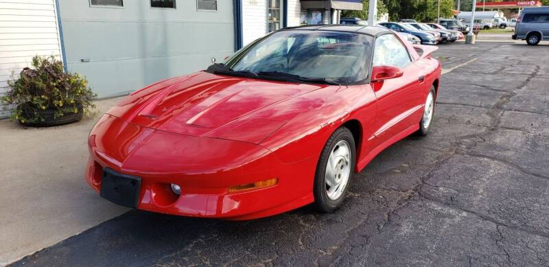 1994 Pontiac Firebird for sale at Advantage Auto Sales & Imports Inc in Loves Park IL