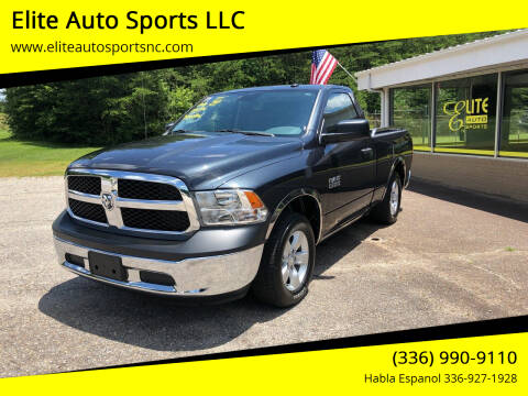 2015 RAM Ram Pickup 1500 for sale at Elite Auto Sports LLC in Wilkesboro NC