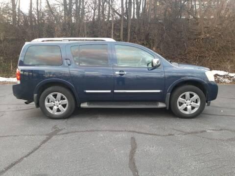 2010 Nissan Armada for sale at Lehigh Valley Autoplex, Inc. in Bethlehem PA