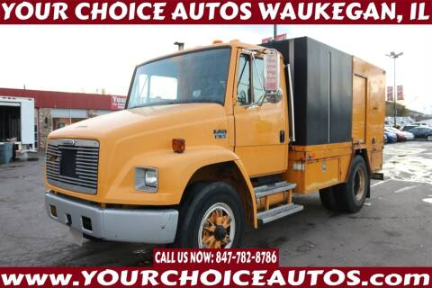 1997 Freightliner FL70 for sale at Your Choice Autos - Waukegan in Waukegan IL