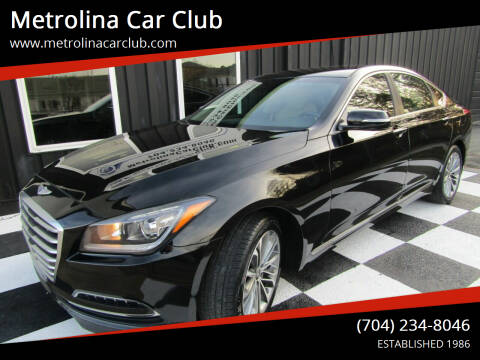 2015 Hyundai Genesis for sale at Metrolina Car Club in Matthews NC
