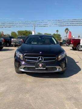 2015 Mercedes-Benz GLA for sale at A & V MOTORS in Hidalgo TX