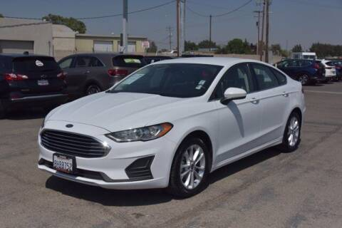 2019 Ford Fusion for sale at Choice Motors in Merced CA