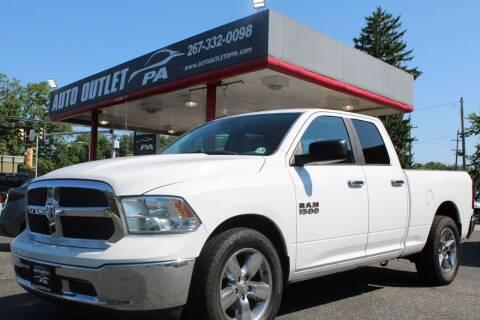 2015 RAM Ram Pickup 1500 for sale at Deals N Wheels 306 in Burlington NJ